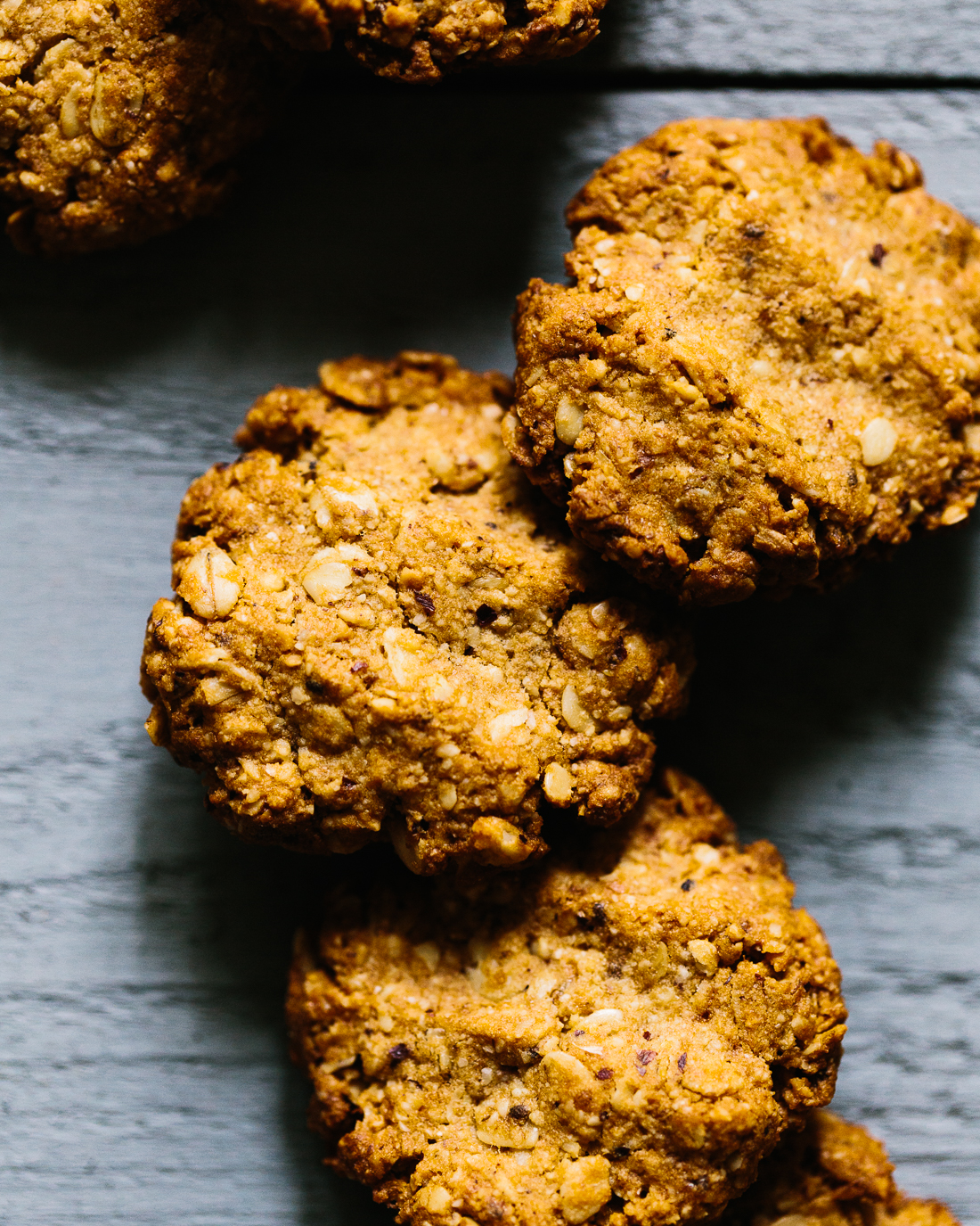 piroggi.com | simple oat cookies